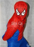 Free shipping halloween costume for women & men Superman Spiderman Batman suit Halloween Set