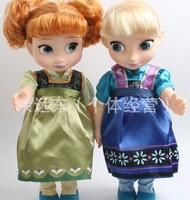 2015 Cartoon dolls girl 12-inch elsa Anna dolls Children Christmas gifts's anime toys