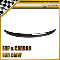 EPR 2014-15 New Type For BMW 4 Series F32 428 435 Performance Style Real Carbon Fiber Trunk Boot Lip Spoiler Wing