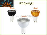 COB Reflector led cup spot bulb 6W GU10 MR16 110V,220V,AC85-265V dimmable led spot lighting bulb CE RoHS