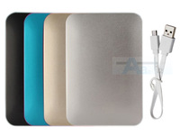 6pcs Hot Sale  Power Bank 10000 mAh New Portable Charger  Battery External Battery Charger