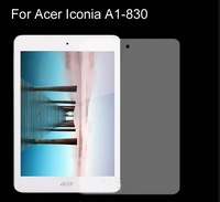 5 Pieces Free Shipping 7.9 inch High Quality Film Screen Protector for Acer Iconia A1-830 A1 830