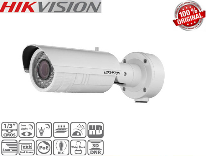cctv English Hikvision CMOS ultra wide dynamic DS-2CD4232FWD-I(S) 3.0MP Zoom lens Wide dynamic ip camera 1080P ip camera poe(China (Mainland))