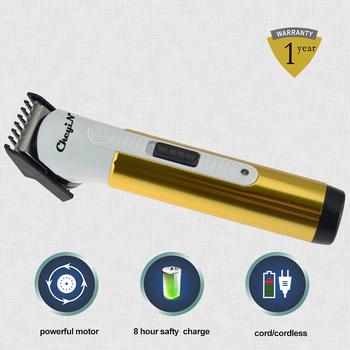 Electric Hair Clipper Rechargeable Hair Trimmer Haircut Machine For Men & Детский, Titanium ...