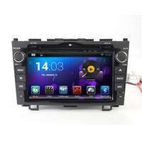 Android 4.2 For Honda CRV 2006-2011 8 inch capacitive screen Car Radio DVD GPS Navigation player WIFI 3G  TV Bluetooth ipod