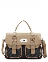 high quality women handbags   female Vintage PU diamond lattice Handbag free shipping NO.170410