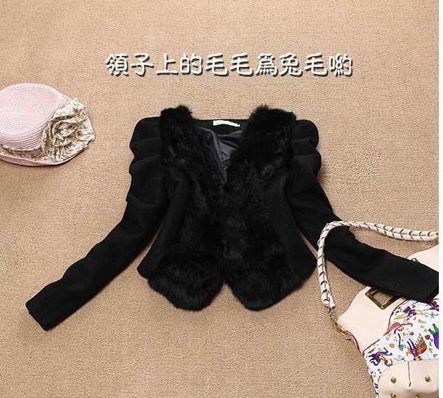 Boucle Jacket Pattern Pattern Boucle Black Coat