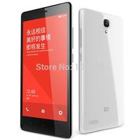 "Original XIAOMI Hongmi Note 4G LTE octa core Smartphone 1.7GHz 2GB 8GB 5.5"" HD IPS Screen 13.0MP 3G Unlocked Cell phones russia"