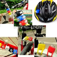 2pcs/lot Bycicle Lights Waterproof Ultra Bright LED Bike Front & Rear Light Free Shipping
