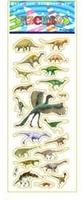 2014 New 100pcs/lot SPONGE FROZEN STICKERS/kids toys/DIY Adhesive paper game 7*17cm animal paper sticker child toys