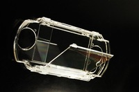 Free shipment ! Crystal Protection Case Box for PSP 3000 Transparent