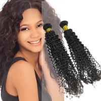 5A FS beauty Peruvian virgin hair curly,3pcs/lot 100%unprocessed human hair extension curly Peruvian virgin hair weave