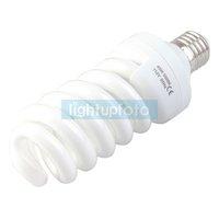 110V Photo Daylight Fluorescent Bulb 45W 5500K  PSLB1A free shipping
