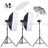 Free Shipping 540ws Photo Studio Mini Flash Monolight Lighting Kit PSK180G