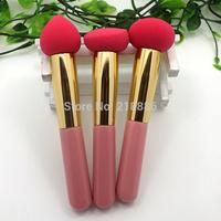 3pcs Professional  makeup brushes Set makeup sponge brush Eyeshadow Foundation Powder Cosmetic Tools pincel maleta de maquiagem