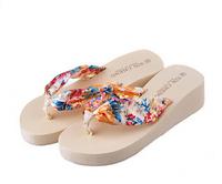 2014 summer  fashion women's flip flops ,women's casual shoes beach shoes free shipping