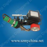 Hot sell good quality top-grade  leister hot air gun banner welder machine
