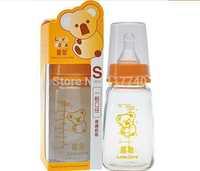 Standard (generally) diameter lead-free glass bottles of 120 ml/S pacifier  Free shipping