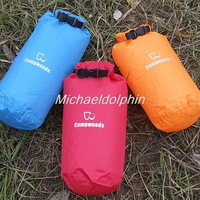 Free Shipping 8L Compress Portable Waterproof Pouch Dry Bags Outdoor Travel Floating Organize Bag