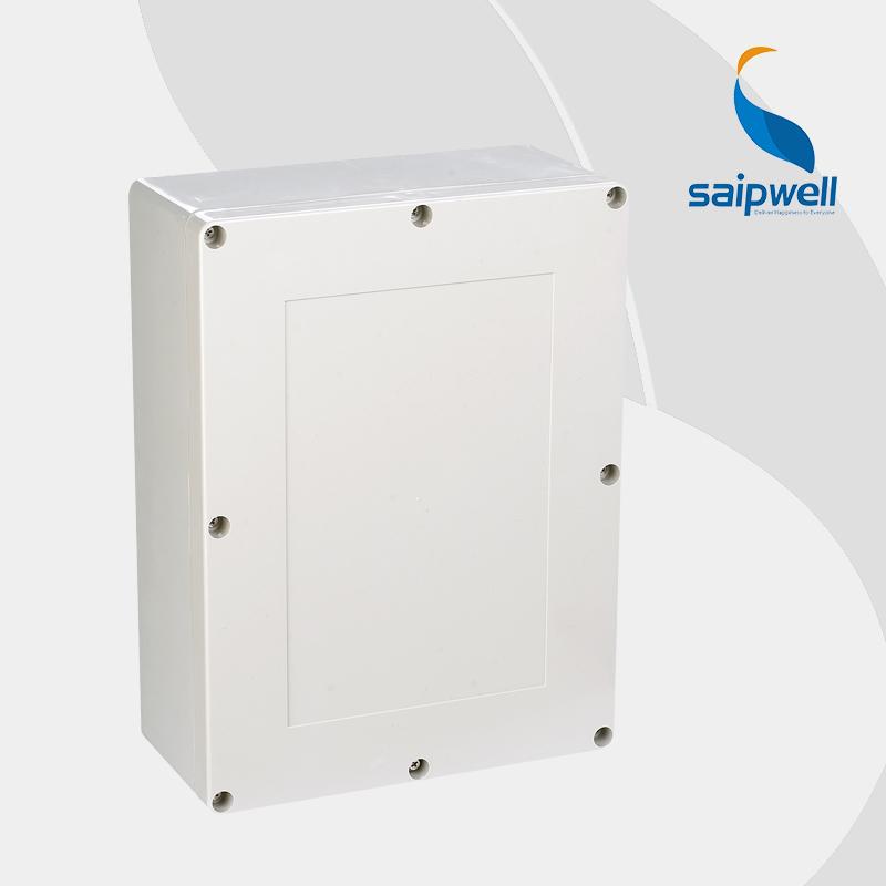 Saipwell Plastic Enclosure, IP65 Waterproof Custom Plastic Box Enclosure Electronic High Cover High Quality 320*240*140(China (Mainland))