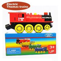 Hot sale Free Shipping thomas electric train Thomas & Friends Mini electric train set track toy for Kids