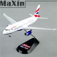 Diecast Airplane Models 1:200 Model Airplane British Airways United Kingdom Flag Top Grade Aircraft Toy