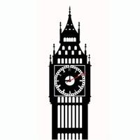 New Novelty Stickers DIY Wall Clock Art Decor Clocks Home Art Decor Watches Tonsee