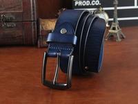 Genuine Leather Designer Belts For Men High Quality New 2014 Men Belt Leather Casual Cinto Masculino Marca Ceinture Man MBT0204