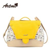 Artmi2014 women's spring handbag fashion flip vintage sweet cross-body handbag