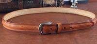 Designer Belts For Men High Quality 2014 Famous Brand Men Belt Leather Casual Cinto Masculino De Couro Ceinture Man MBT0206