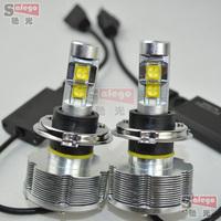 1set 5600LM U.S. 30w cree H4 led headlight lamp Hi/Lo car auto H13 led headlight bulbs HB1 9004 HB5 9007 led headlight bulb