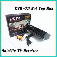 DVB-T2 M2 HD1080P FTA PVR FTA PVR Tuner/Satellite TV Receiver Set up tv box For Singapore Malaysia Russia Thailand 6/7/8MHz