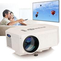 HDMI Mini HD LED Projector Mobile Cinema AV VGA USB SD 150 LM Proyector UC30 projecteur beam projector retroprojetor