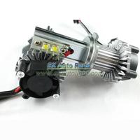 Free Shipping 2PCS X 7200lm H7 LED Headlight 70W 6500K High Brightness LED Auto Car Headlamp 12V Vehicle Headlight Lamp