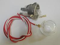 WSDCN BRAND, High-Power, High-Light, Heat Resistant Lamp Set, Max 350'C