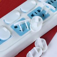 (Min order is $10) Safety socket insulation socket set baby 2 2 single a853 (single price)