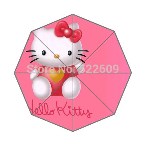 Decorative Hello Kitty Umbrella Fine Quality(China (Mainland))