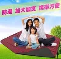 Double thickening widened beach picnic mat dampproof mat mat tents outside