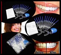 1Pack/lot 12pcs*44% Teeth Tooth Whitening Whitener Peroxide Bleaching Professional Kit White Gel MY317