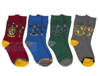 2014 new 2pair/lot Christmas gift Harry Potter fashion Sock