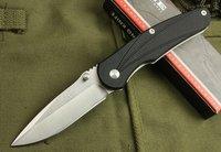 Wholesale Enlan high quality folding blade knives hunting camping knife wood handle pocket knife free shipping GJL02