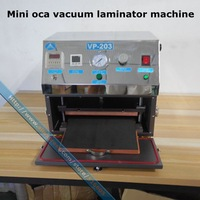Top sell Mini OCA Vacuum Laminator machine Refurbish Repair machine for iPhone Samsung