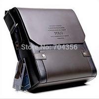 2014 Limited Top Zipper Portfolio Men Messenger Bag,fashion Genuine Leather Male Shoulder Bag ,casual Briefcase Bags Mens Tote