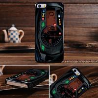10PCS suzuki GSXR  Design Print On  PU Leather Hard  Black for iphone 5 5s 5g 5th Case Cover