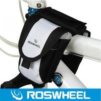 bicycle tube double saddle bag ridiing saddle beam bag bicycle small pack bag 12529