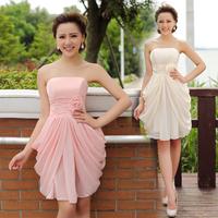 2014 latest designs top dress formal bridesmaid dress birthday short formal dress prom dresses party long saias femininas hot