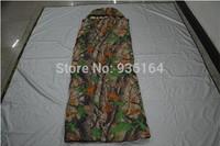 70*170cm Outdoor Camouflage sleeping bag camping sleeping bag sierran quilt adult Picnic mat