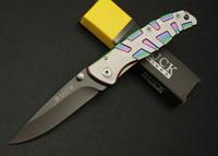 Buck folding knives outdoor sports survival tools hunting camping knife pocket knive free shipping GJ0262