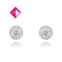 D&Z Gift Classic Genuine Austrian Crystals Ring earrings  Earring series