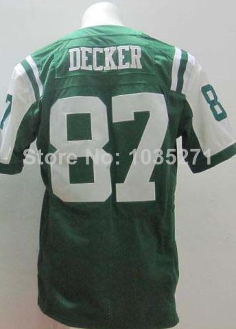 Cheap sports jerseys-#87 Eric Decker Jersey,Elite American Football Jersey(China (Mainland))